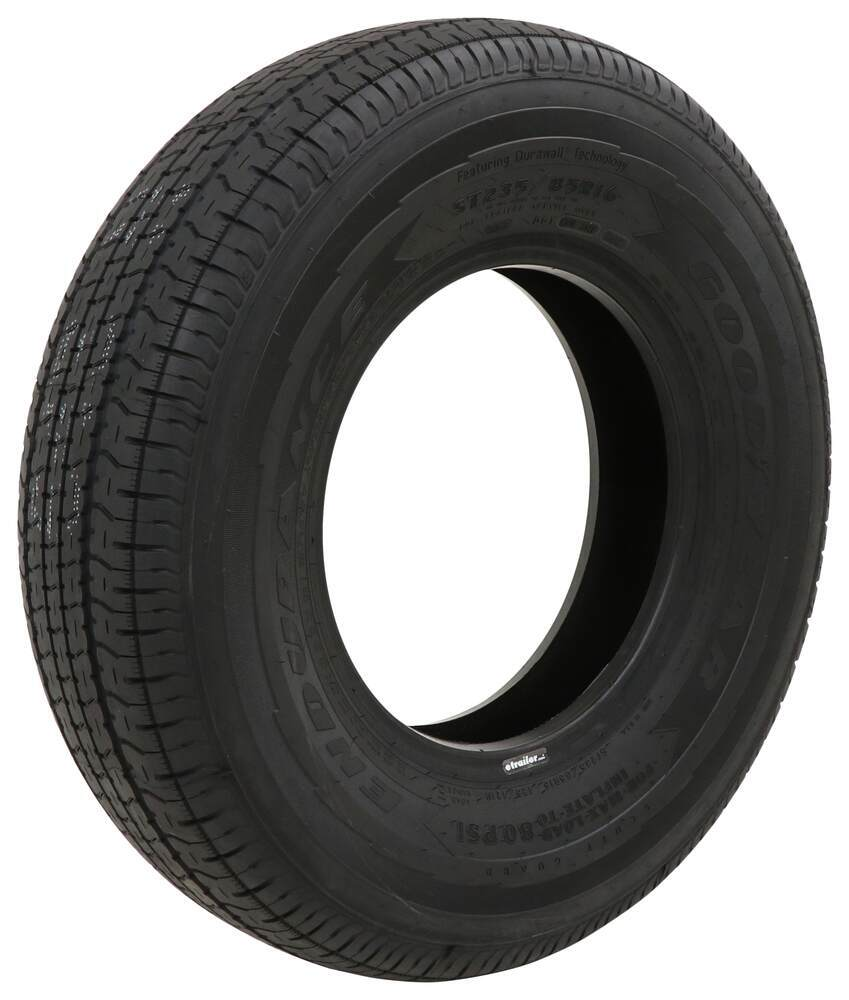 Goodyear Endurance ST235/85R16 Radial Trailer Tire - Load Range E Radial Tire 724860519