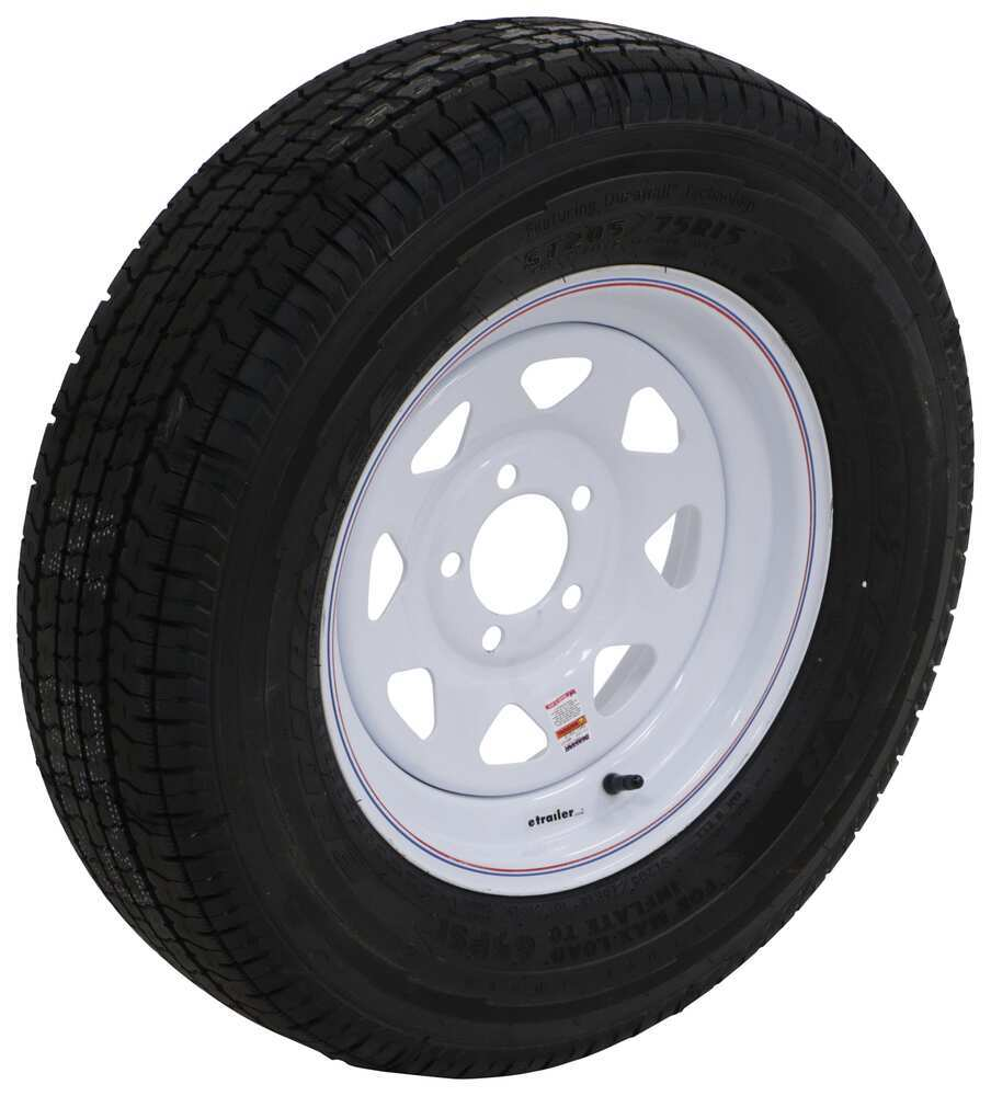 724861519A - 15 Inch Goodyear Tire with Wheel