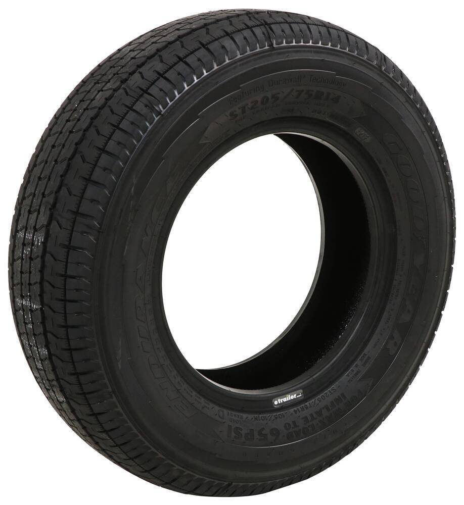 Goodyear Load Range D Trailer Tires and Wheels - 724864519