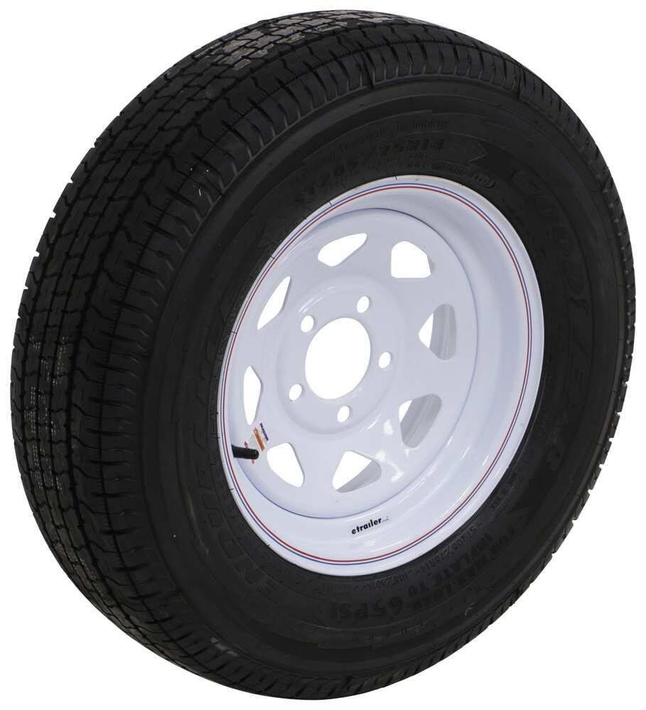 Goodyear Trailer Tires and Wheels - 724864519A