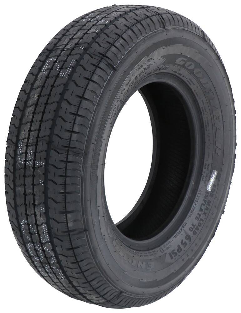 Goodyear Trailer Tires and Wheels - 724865519