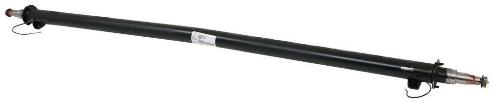 """Dexter Trailer Axle Beam with E-Z Lube Spindles - 95"""" Long - 6,000 lbs 95 Inch Long 7461121"""