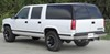 75037 - Visible Cross Tube Draw-Tite Trailer Hitch on 1998 Chevrolet Suburban