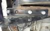 75037 - 750 lbs WD TW Draw-Tite Trailer Hitch on 1998 Chevrolet Suburban