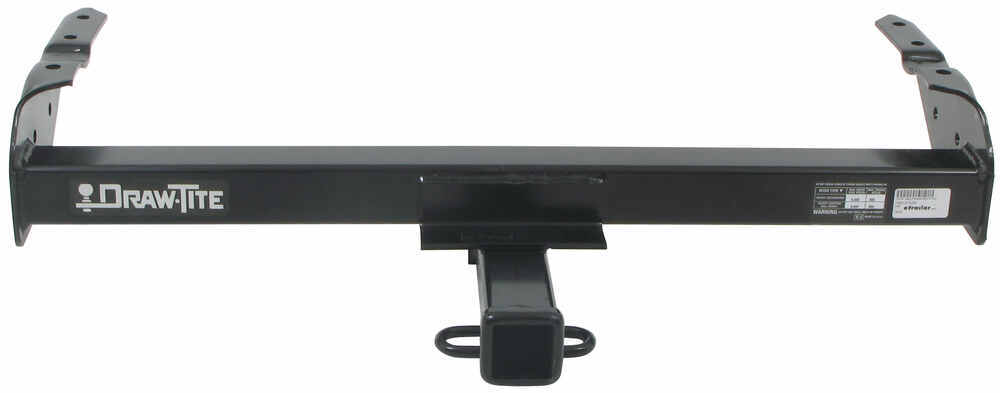 "Draw-Tite Max-Frame Trailer Hitch Receiver - Custom Fit - Class III - 2"" 5000 lbs GTW 75038"