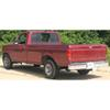 75038 - Concealed Cross Tube Draw-Tite Custom Fit Hitch on 1994 Ford F-150