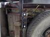 75073 - 500 lbs TW Draw-Tite Trailer Hitch on 2003 Dodge Dakota