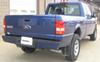 "Draw-Tite Max-Frame Trailer Hitch Receiver - Custom Fit - Class III - 2"" 400 lbs TW 75082 on 2007 Ford Ranger"