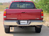 Trailer Hitch 75105 - Concealed Cross Tube - Draw-Tite on 2002 Toyota Tundra