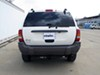 """Draw-Tite Max-Frame Trailer Hitch Receiver - Custom Fit - Class III - 2"""" 7500 lbs WD GTW 75139 on 2004 Jeep Grand Cherokee"""