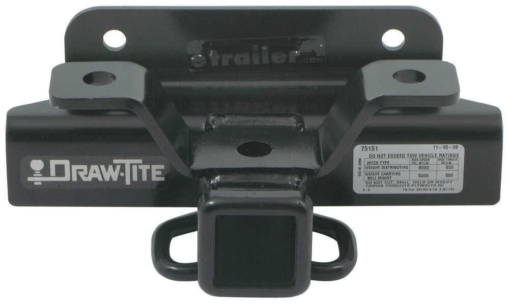 Draw-Tite Class III Trailer Hitch - 75151