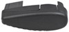 thule accessories and parts roof rack standard replacement endcap for aeroblade load bars - passenger's-side
