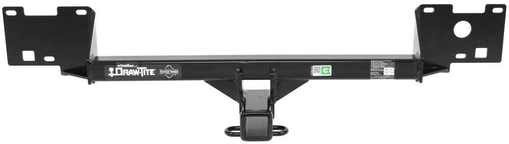 """Draw-Tite Max-Frame Trailer Hitch Receiver - Custom Fit - Class III - 2"""" Concealed Cross Tube 75219"""
