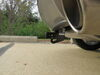Draw-Tite 4500 lbs WD GTW Trailer Hitch - 75234 on 2016 Ford Edge
