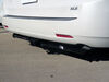 75237 - Visible Cross Tube Draw-Tite Custom Fit Hitch on 2015 Toyota Sienna