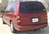 Draw-Tite Custom Fit Hitch - 75278 on 2001 Chevrolet Venture
