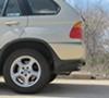 Draw-Tite Custom Fit Hitch - 75492 on 2003 BMW X5