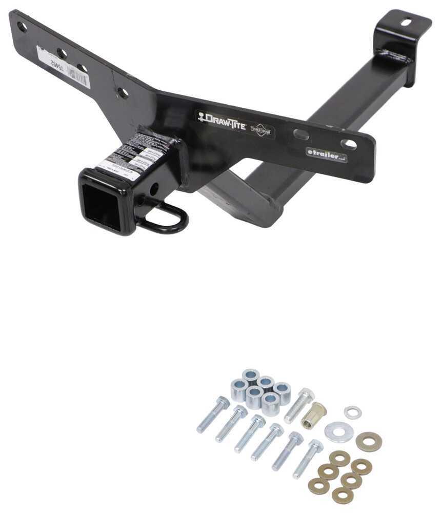 Draw-Tite Custom Fit Hitch - 75492