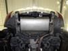 2009 saturn vue trailer hitch draw-tite class iii 4000 lbs wd gtw 75556