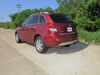 2009 saturn vue trailer hitch draw-tite class iii 4000 lbs wd gtw on a vehicle