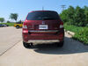 "Draw-Tite Max-Frame Trailer Hitch Receiver - Custom Fit - Class III - 2"" 4000 lbs GTW 75556 on 2009 Saturn Vue"