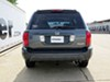 2005 honda pilot trailer hitch draw-tite custom fit class iii on a vehicle