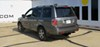 "Draw-Tite Max-Frame Trailer Hitch Receiver - Custom Fit - Class III - 2"" Concealed Cross Tube 75599 on 2007 Honda Pilot"