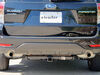 Draw-Tite Custom Fit Hitch - 75650 on 2010 Subaru Forester
