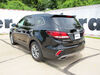 "Draw-Tite Max-Frame Trailer Hitch Receiver - Custom Fit - Class III - 2"" Class III 75776 on 2017 Hyundai Santa Fe"