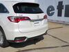 Draw-Tite Custom Fit Hitch - 75784 on 2017 Acura RDX