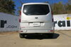 "Draw-Tite Max-Frame Trailer Hitch Receiver - Custom Fit - Class III - 2"" 4000 lbs WD GTW 75852 on 2016 Ford Transit Connect"