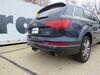 "Draw-Tite Max-Frame Trailer Hitch Receiver - Custom Fit - Class III - 2"" 750 lbs TW 75950 on 2014 Audi Q7"