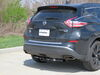 Draw-Tite Custom Fit Hitch - 75952 on 2017 Nissan Murano