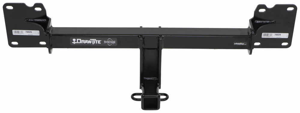 Draw-Tite 76026 Class IV Max-Frame Trailer Hitch with 2 Receiver Tube Opening 1 Pack