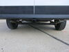 Draw-Tite Concealed Cross Tube Trailer Hitch - 76050 on 2019 Ram ProMaster 2500