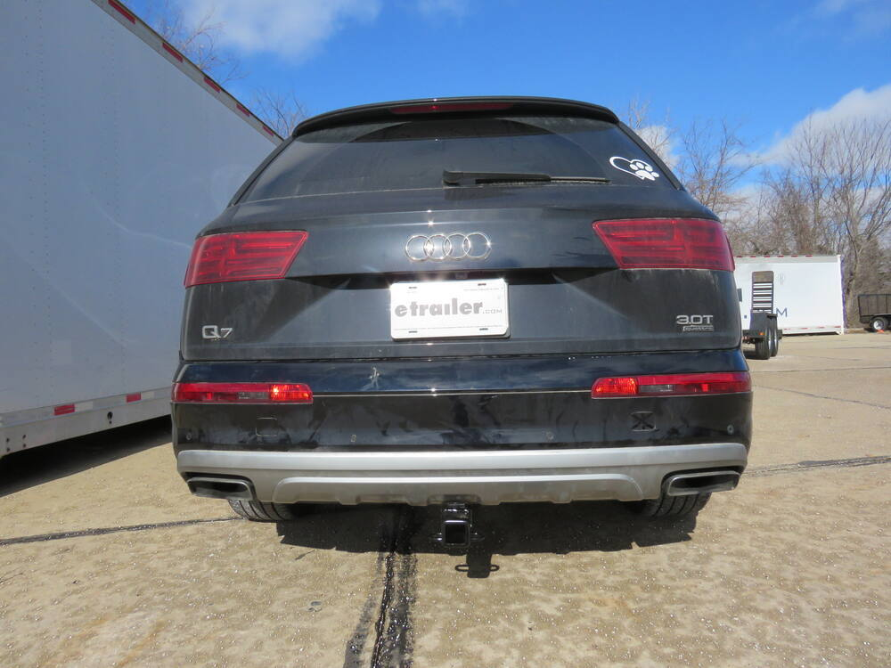 2019 Audi Q7 Trailer Hitch - Draw-Tite | Audi Q7 Trailer Hitch Wiring |  | etrailer.com
