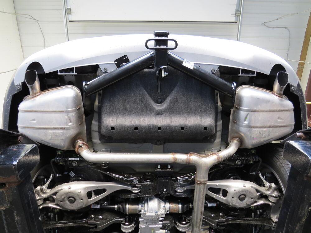 Draw-Tite Class III Trailer Hitch Round Tube Max-Frame for 17-19 Honda CR-V