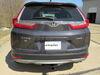 76128 - 675 lbs TW Draw-Tite Custom Fit Hitch on 2017 Honda CR-V
