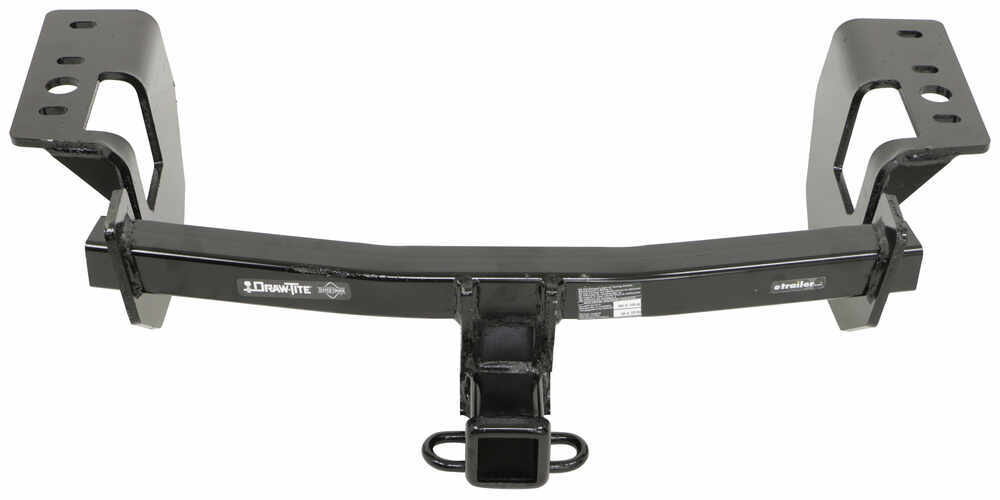 "Draw-Tite Max-Frame Trailer Hitch Receiver - Custom Fit - Class III - 2"" Concealed Cross Tube 76182"