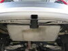 Draw-Tite Concealed Cross Tube Trailer Hitch - 76194 on 2019 Volvo XC90