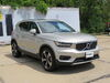 76245 - Class III Draw-Tite Custom Fit Hitch on 2019 Volvo XC40