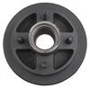 """Dexter Trailer Hub and Drum Assembly for 2,200-lb E-Z Lube Axles - 7"""" Diameter - 4 on 4 L44649 8-173-16UC3-EZ"""