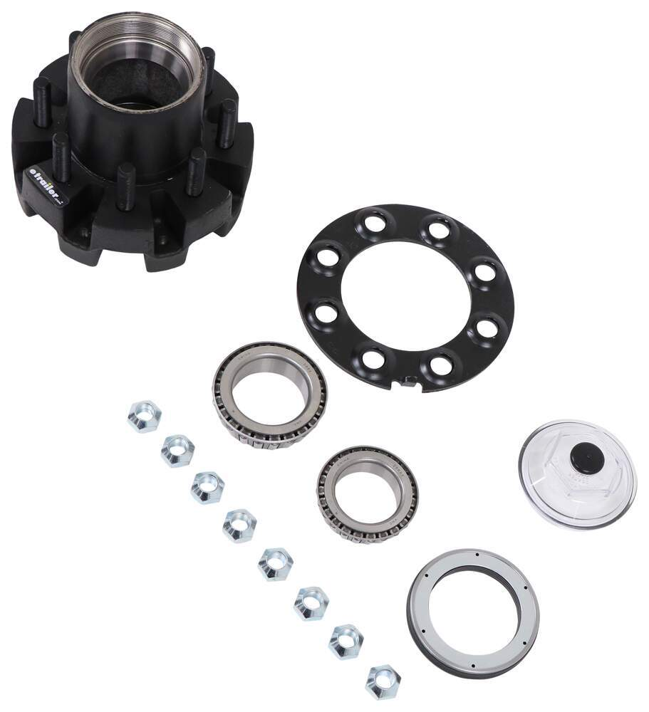 Dexter Axle Trailer Hubs and Drums - 8-214-8UC1