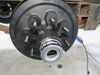 Dexter Axle 25580 Trailer Hubs and Drums - 8-219-18UC3