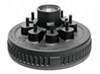 8-219-9UC3 - 16 Inch Wheel,16-1/2 Inch Wheel,17 Inch Wheel,17-1/2 Inch Wheel Dexter Axle Hub with Integrated Drum