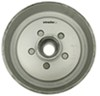 "Dexter Trailer Hub and Drum for 3,500-lb Axles - 10"" Diameter - 5 on 4-1/2 - Galvanized L68149 8-247-50"