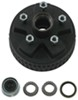Trailer Hubs and Drums 8-257-5UC3-EZ - 5 on 4-1/2 Inch - Dexter Axle
