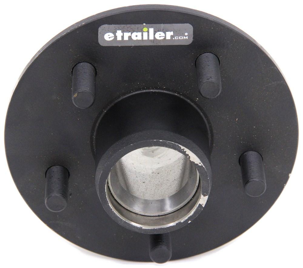 Dexter Trailer Idler Hub Assembly for 2,000-lb E-Z Lube Axles - 5 on 4-1/2 5 on 4-1/2 Inch 8-258-5UC1-EZ