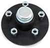 Dexter Trailer Idler Hub Assembly for 2,200-lb Axles - 5 on 4-1/2 1/2 Inch Stud 8-258-5UC1