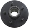 Trailer Hubs and Drums 8-258BTUC1 - 5 on 4-1/2 Inch - Dexter Axle